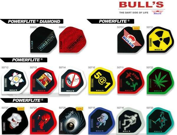 Powerflite Dimond flights