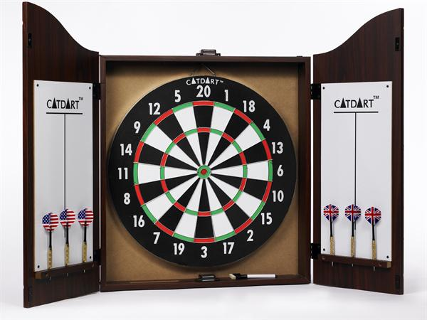 CatDart Kings Head dartskap